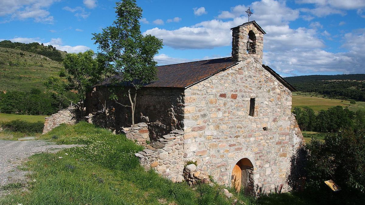 Església de Sant Martí de Taús