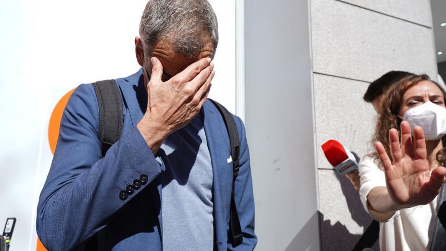 La justicia excluye a Toni Cantó de la lista del PP al 4M