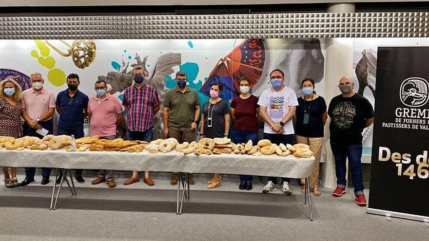 El Gremio de Panaderos premia los mejores trabajos