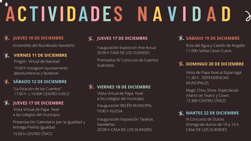 Actividades Navidad - 30 de diciembre