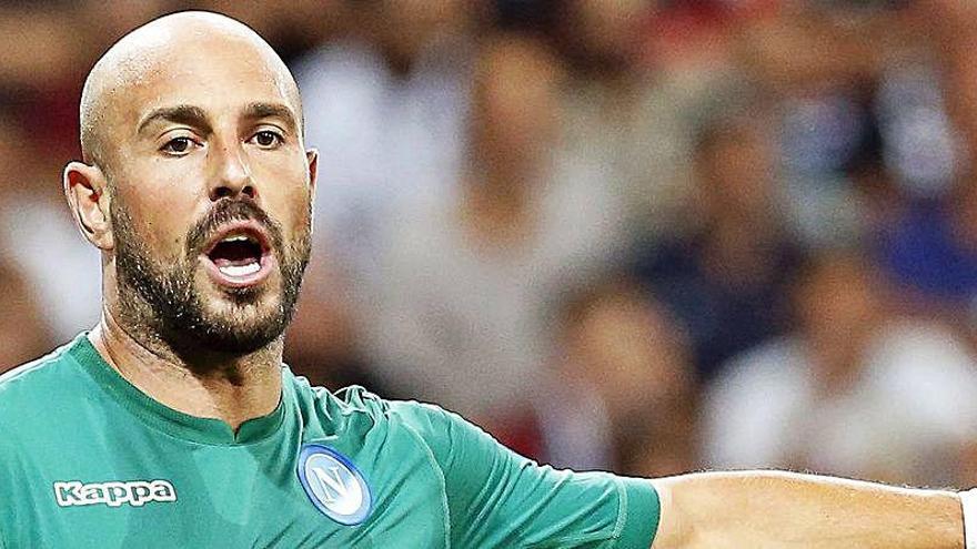 Pepe Reina se va a la Lazio
