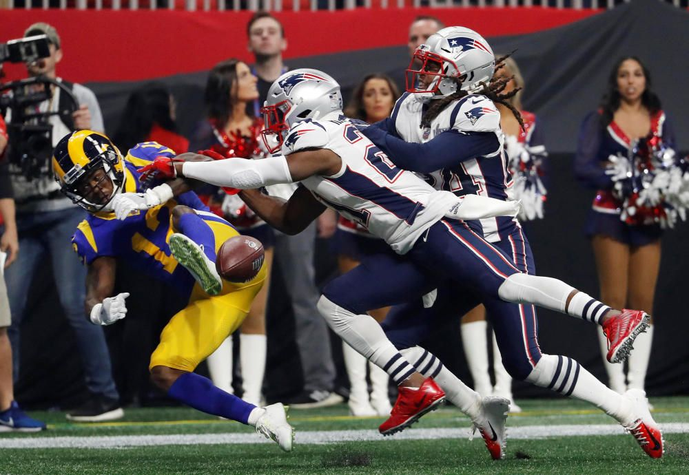 Super Bowl LIII - New England Patriots v Los ...