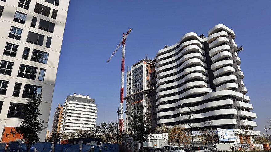 La vivienda entra en una época dorada en Valencia con aumentos de ventas del 29 %