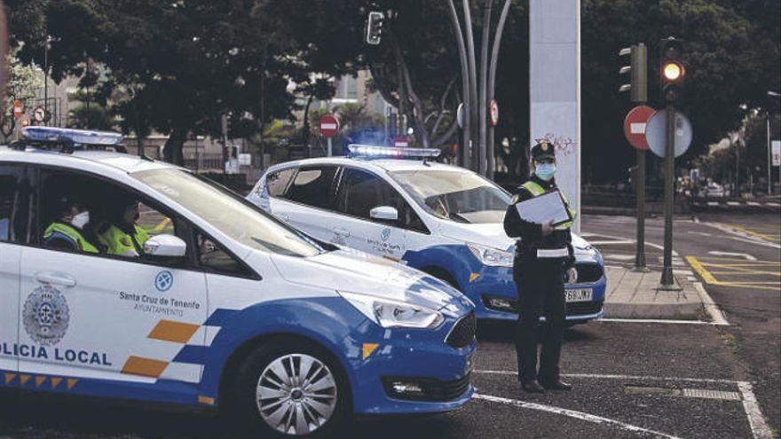 La Policía denuncia a un local en Santa Cruz con 'telebotellón'