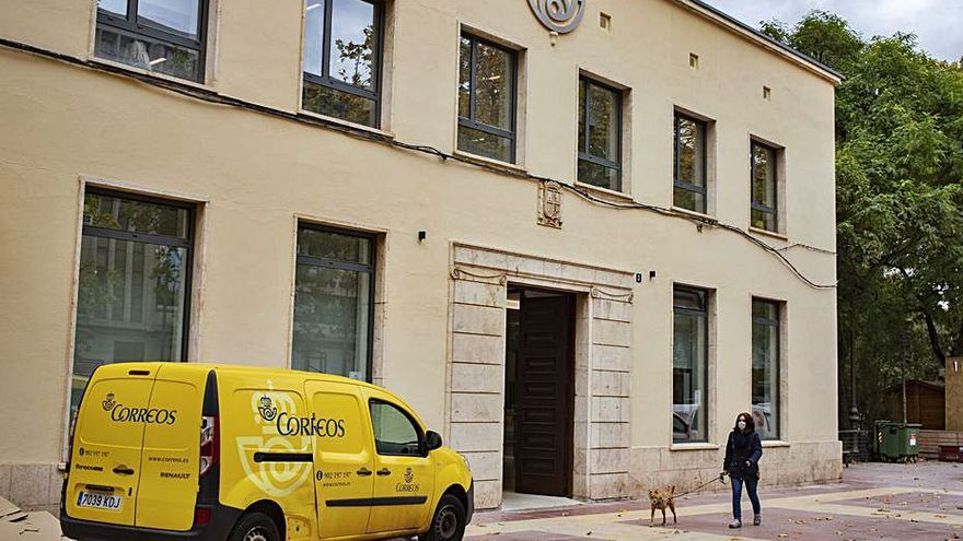 Correos termina la reforma de la sede de Xàtiva tras invertir un millón de euros