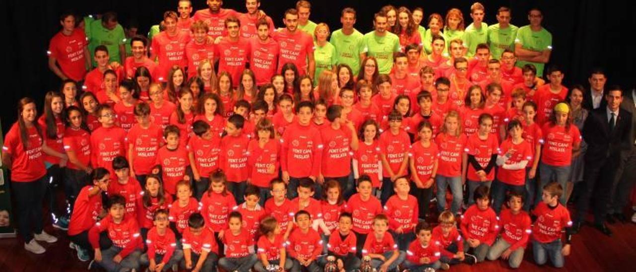 Un nuevo año de atletismo en Mislata