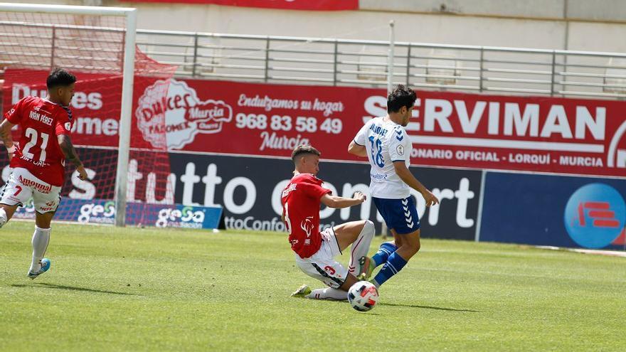 El Real Murcia desciende a cuarta categoría 26 años después (2-1)