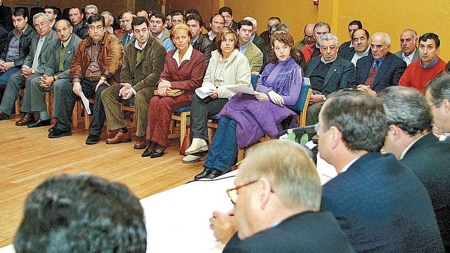 La frustrada unión comarcal