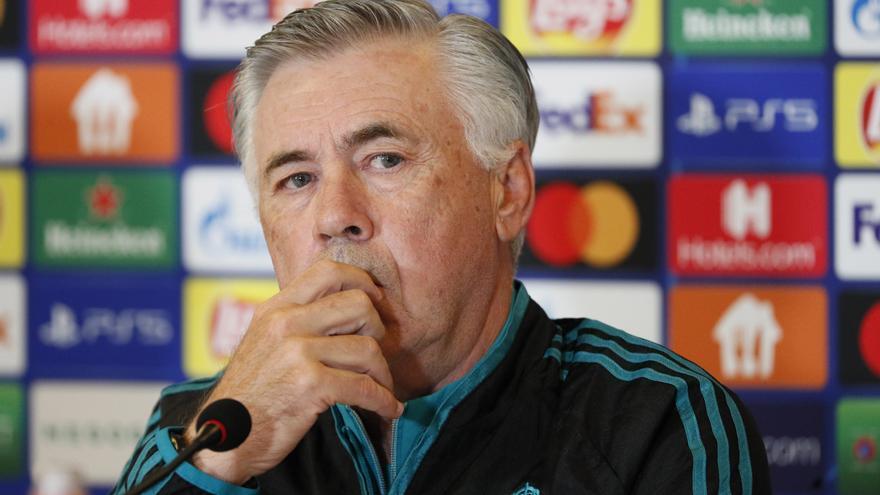 """Ancelotti: """"El Madrid tiene que jugar con un 4-3-3, no hay otra manera"""""""