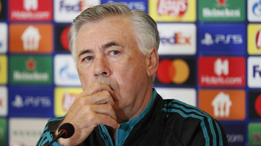 El Real Madrid ultima detalles en Kiev del trascendental partido ante el Shakhtar