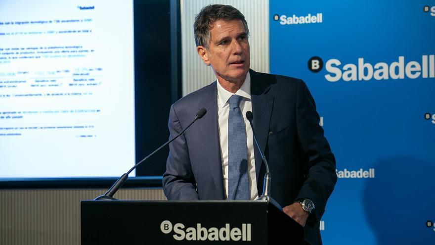 """Guardiola, sobre los recortes del Sabadell: """"Lo vamos a hacer bien, con bajas incentivadas y prejubilaciones"""""""