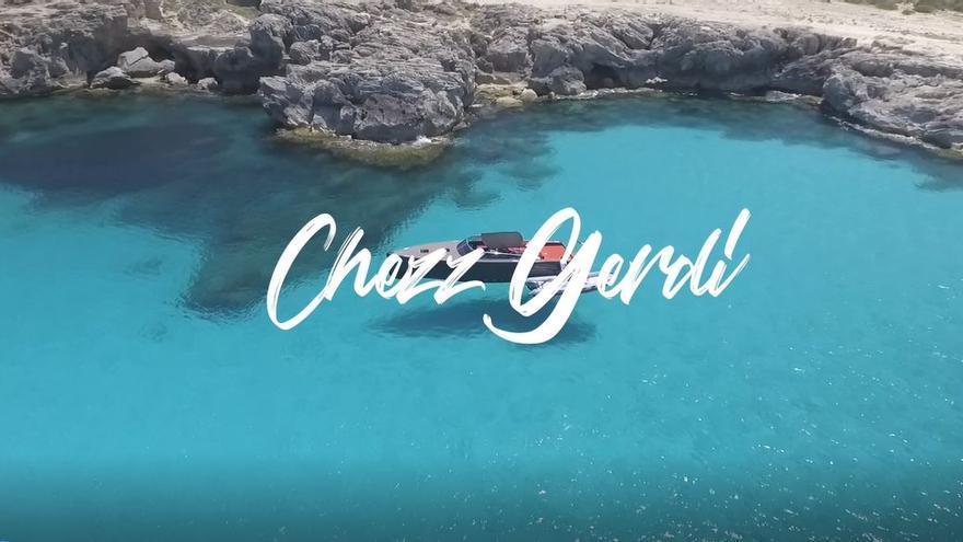 ChezzGerdi, un restaurante 360º en Formentera