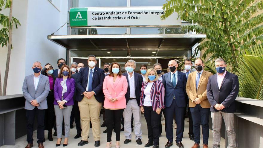La Junta de Andalucía firma un convenio con la Mancomunidad para el saneamiento integral de la Costa del Sol