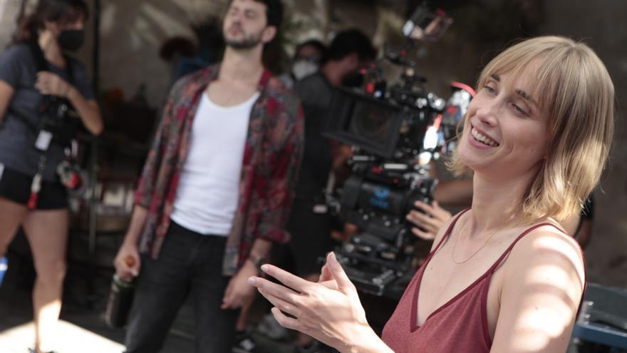 Un pueblo valenciano es escenario de la última película de Ingrid Garcia-Jonsson