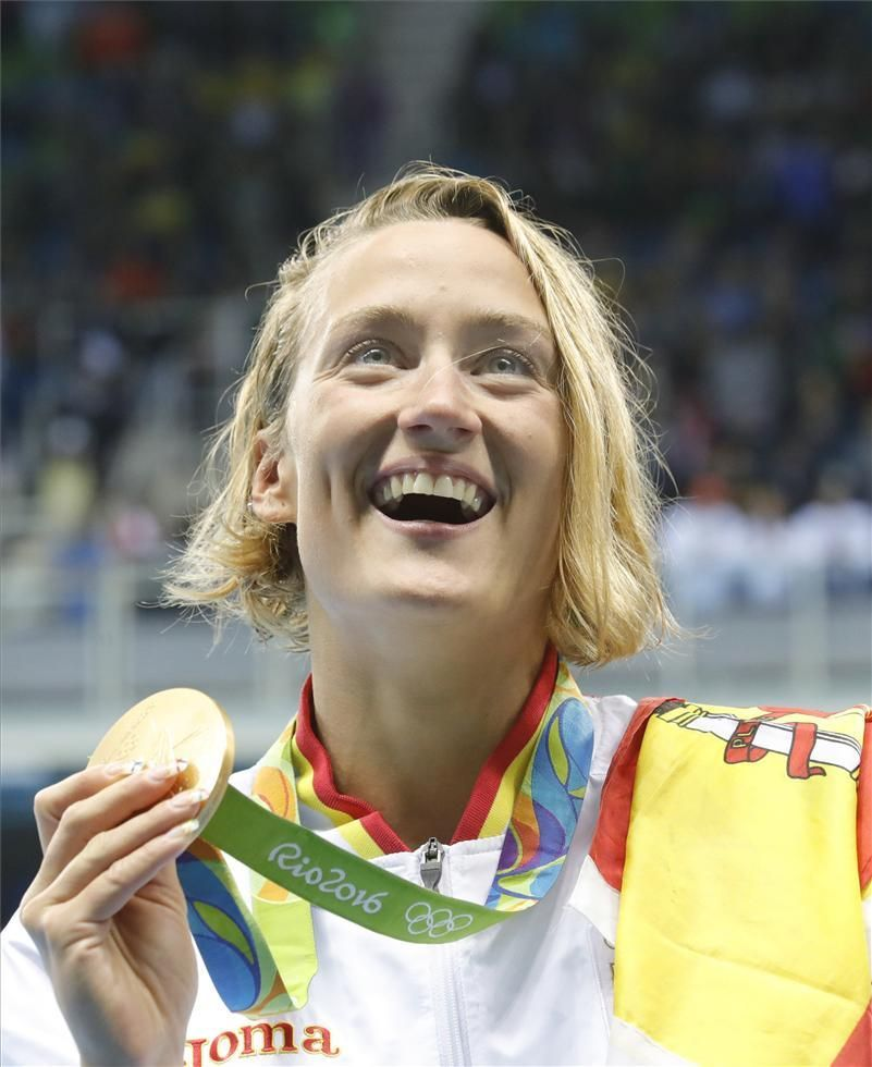 FOTOGALERÍA / Día histórico para el deporte español con dos oros olímpicos