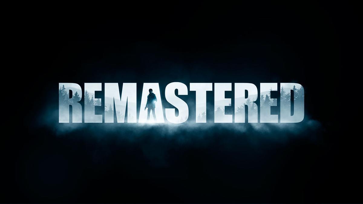 Alan Wake recibe su primer tráiler de juego en formato remasterizado.