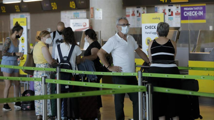 España exigirá una PCR a viajeros de países de riesgo