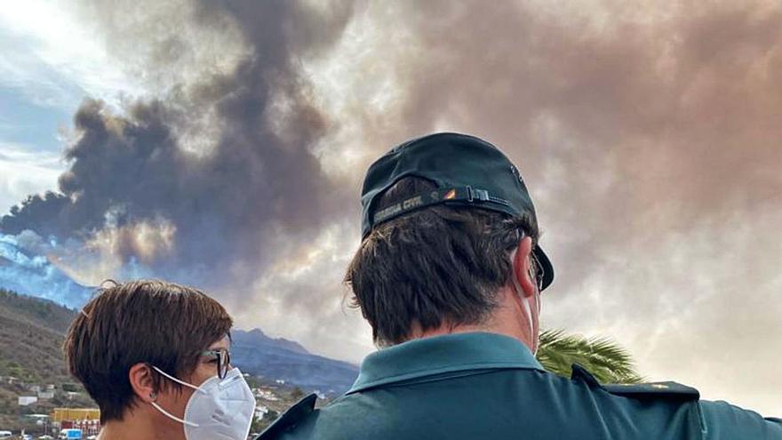 Canarias crea un registro para canalizar la ayuda a los afectados