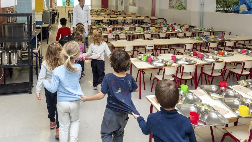 61 centros de Alicante sirven el «Plato Solidario» contra la desnutrición infantil