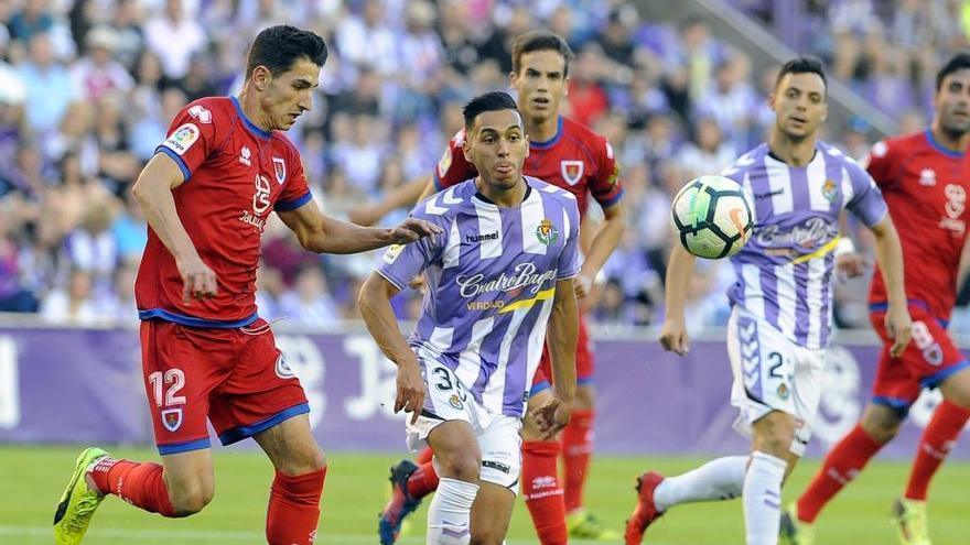 El Valladolid empata contra el Numància (1-1) i certifica el seu retorn a Primera