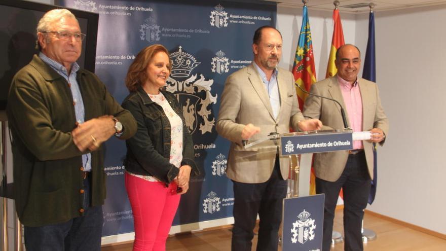 Diputación destina 403.668 euros para acondicionar el camino de La Murada a Las Siete Casas