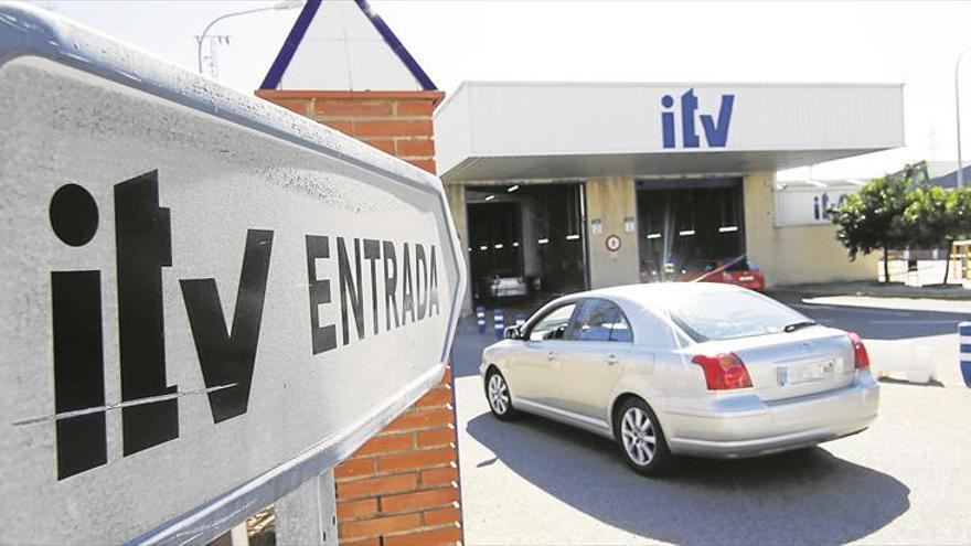 Uno de cada cuatro vehículos no supera la inspección en Córdoba