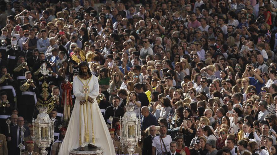 """El Obispado permite la vuelta de las procesiones de forma """"progresiva"""""""