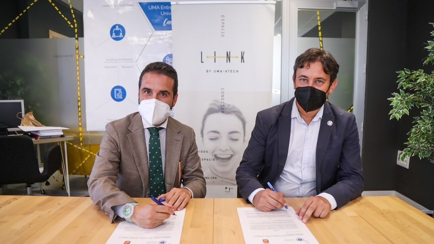 El Ayuntamiento de Málaga y UMA se alían para ofrecer a universitarios realizar prácticas extracurriculares