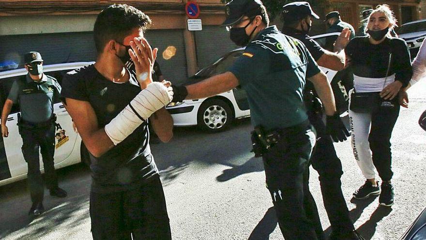 Nueve de los 23 detenidos por las cuatro violaciones en manada son menores