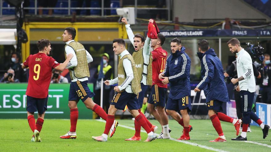 El 1x1 del Italia - España