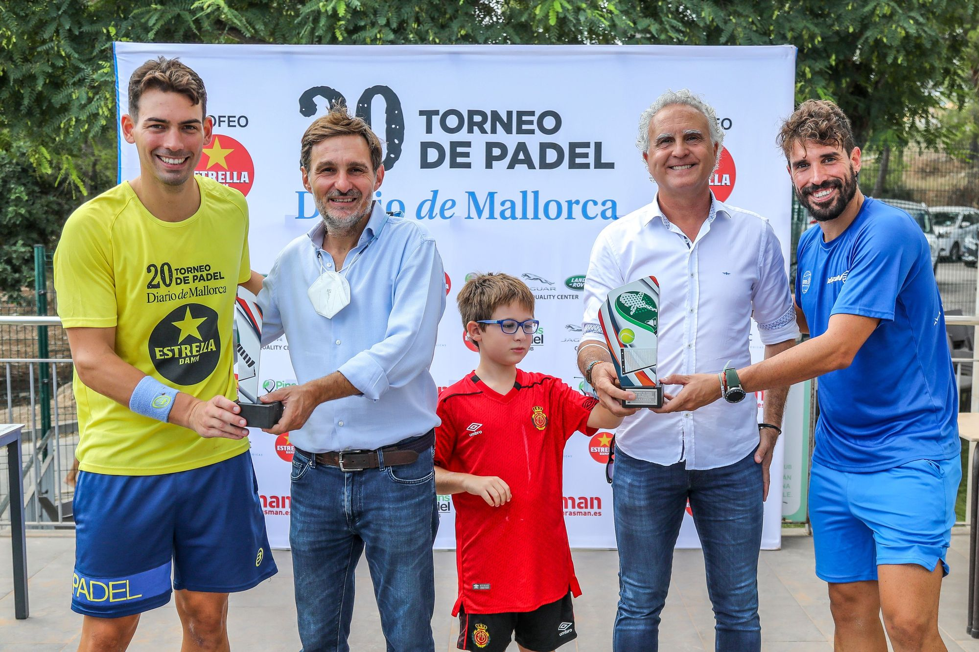 20 torneo Diario de Mallorca: Broche perfecto en Pins Pádel