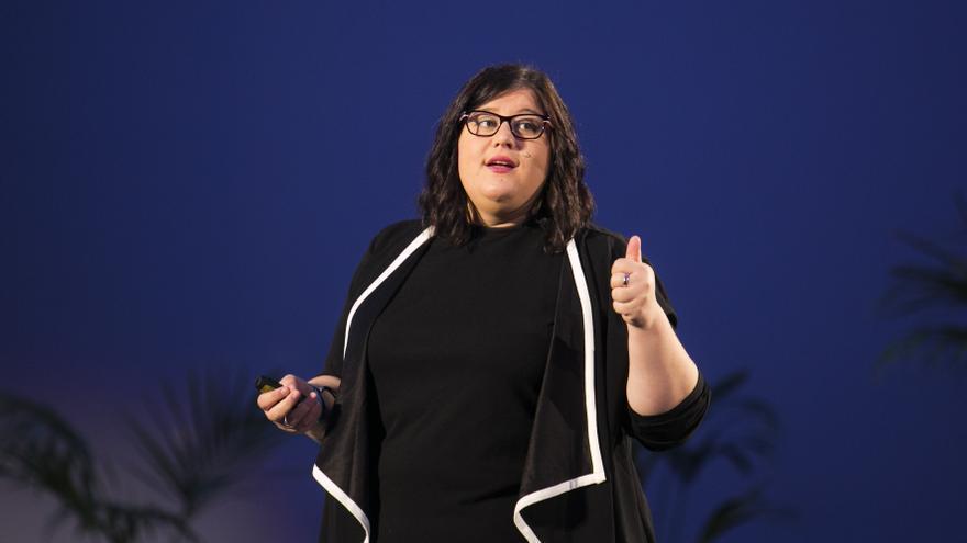 Marina Marroquí, ponente de Gestionando Hijos