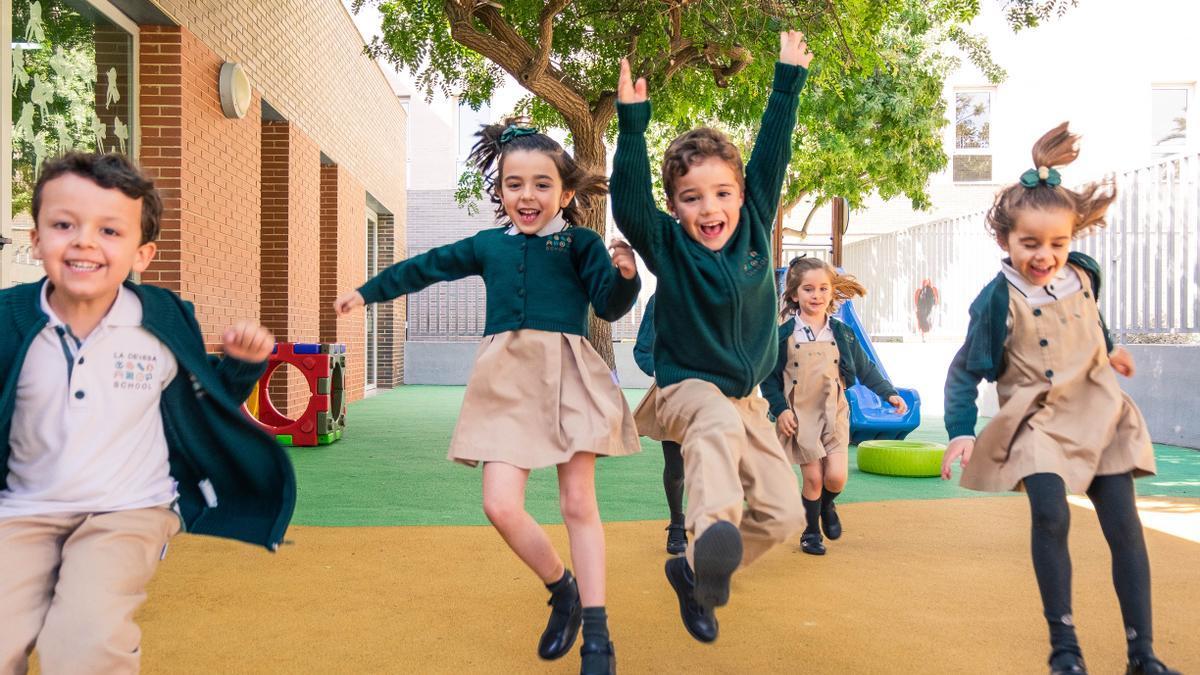 La Devesa School hace que el alumnado adquiera el protagonismo de su propio proceso de aprendizaje