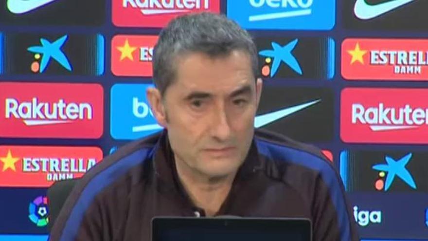 """Valverde: """"Tener un día más de descanso es una pequeña ventaja"""""""