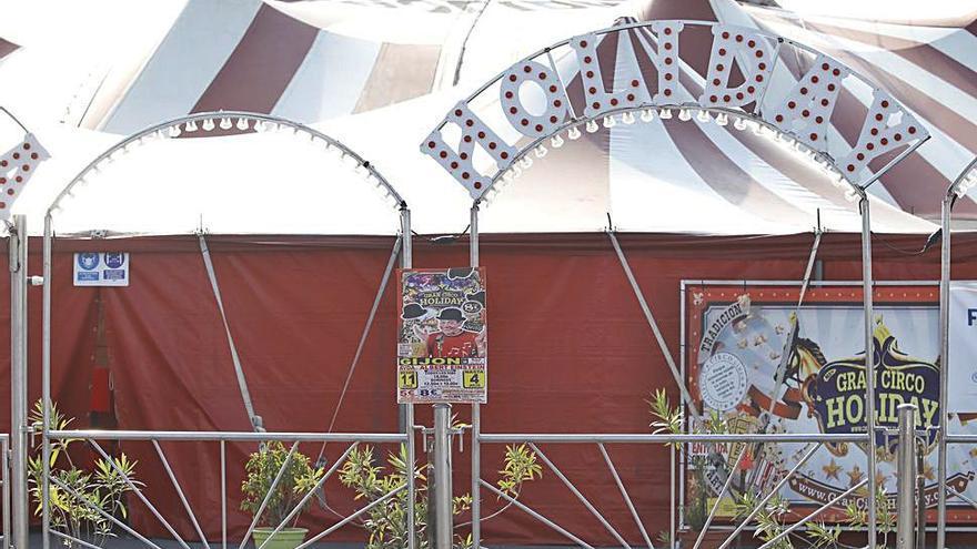 El Gran Circo Holiday de Fofito, hasta el 4 de julio en Marina Civil