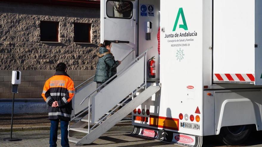 Salud hace esta semana cribados de covid en Pozoblanco, Peñarroya, El Carpio, Benamejí y Rute