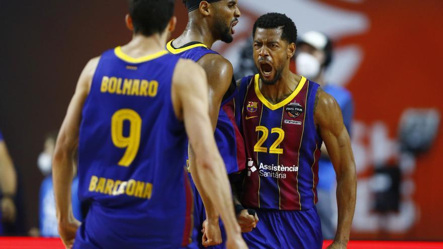 La épica lleva al Barcelona a la final de la Euroliga once años después