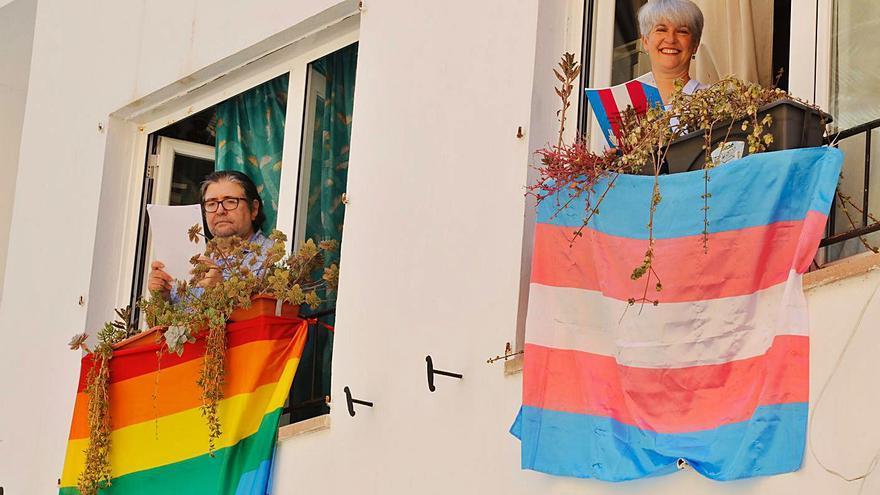 Ibiza analiza la realidad de las personas mayores LGTBI en Baleares