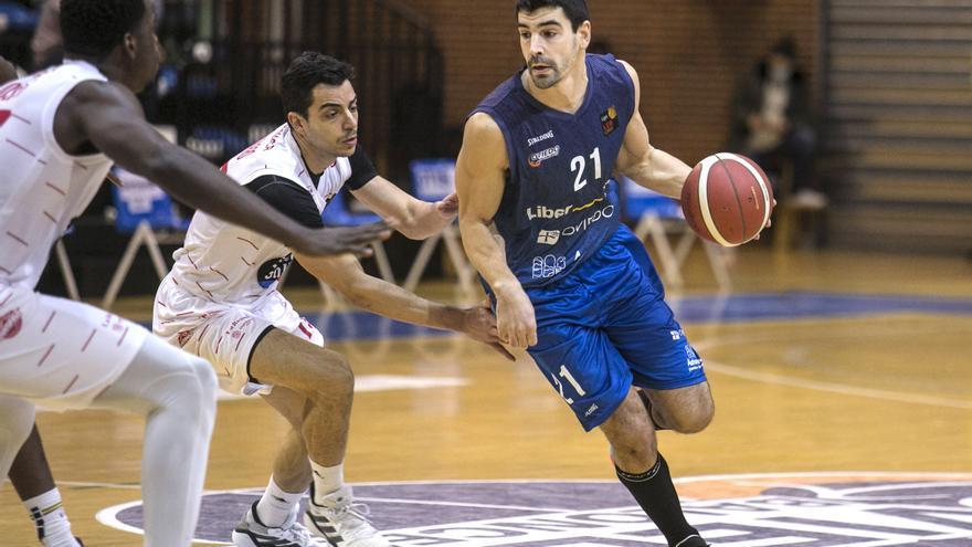 El Liberbank Oviedo Baloncesto busca ahora el factor cancha tras asegurar su presencia en el play-off de ascenso a la ACB