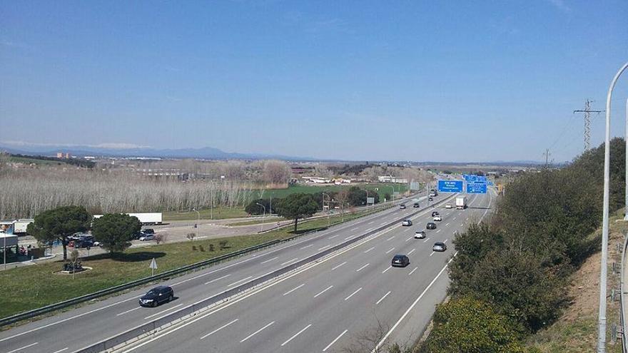 Detenido por causar un accidente en Girona en el que murió un motorista de Alicante