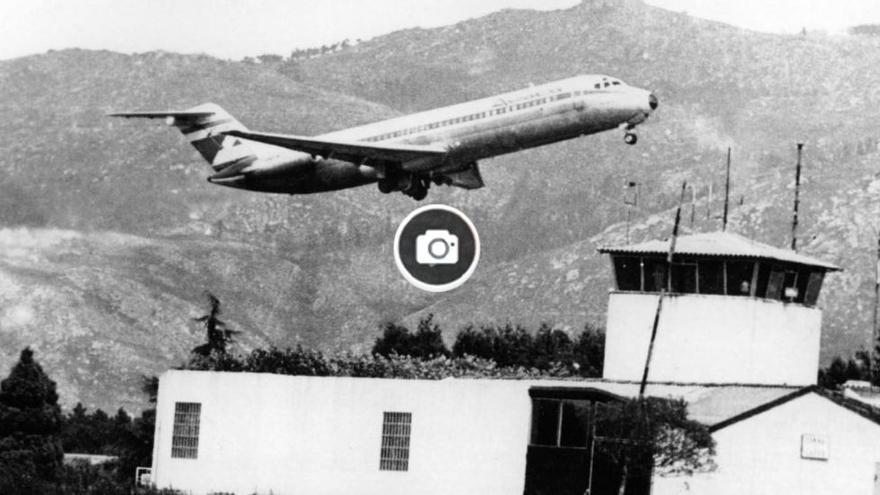 De Peinador al cielo, historia de un aeropuerto