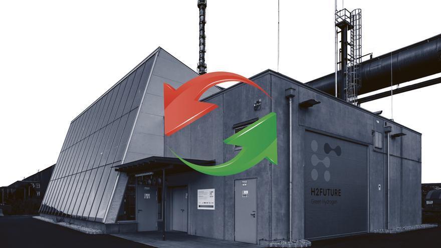 De la carbonera a la hidroxenera: asina quier construyir Asturies el so futuru industrial