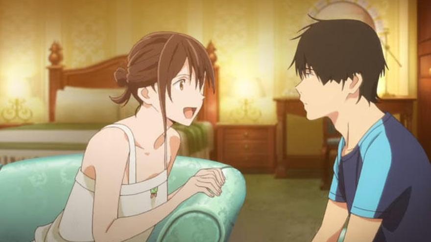 'Quiero comerme tu páncreas', romance y poesía japonesa