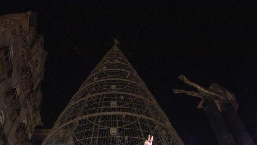 Así despidió Vigo su Navidad de récord
