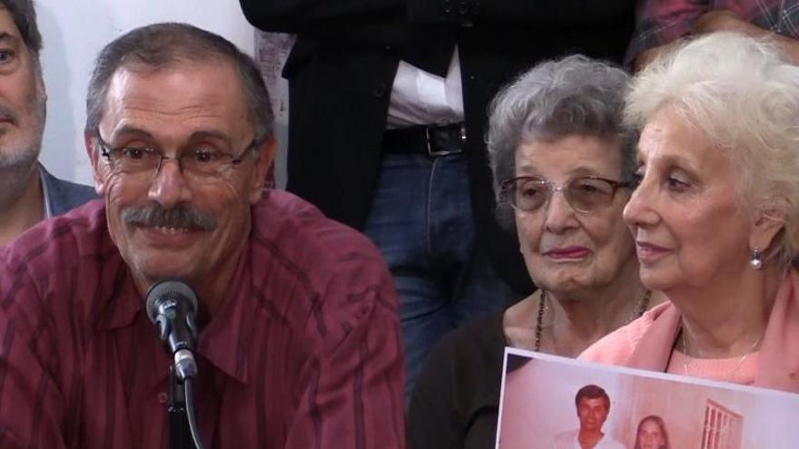 Abuelas de Plaza de Mayo localizan a la nieta 129 de la dictadura en España