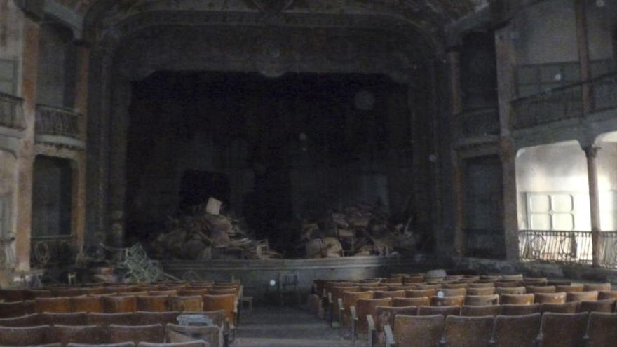 El Gobierno dona el Gran Teatro Cervantes de Tánger a Marruecos