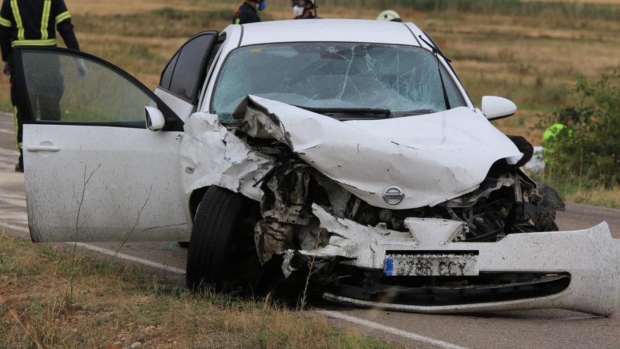 Un fallecido y un herido grave en un accidente en Torres del Carrizal