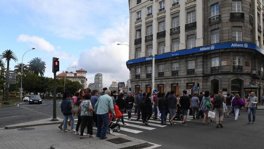 El tráfico en Sánchez Bregua y Plaza de Mina estará cortado esta noche