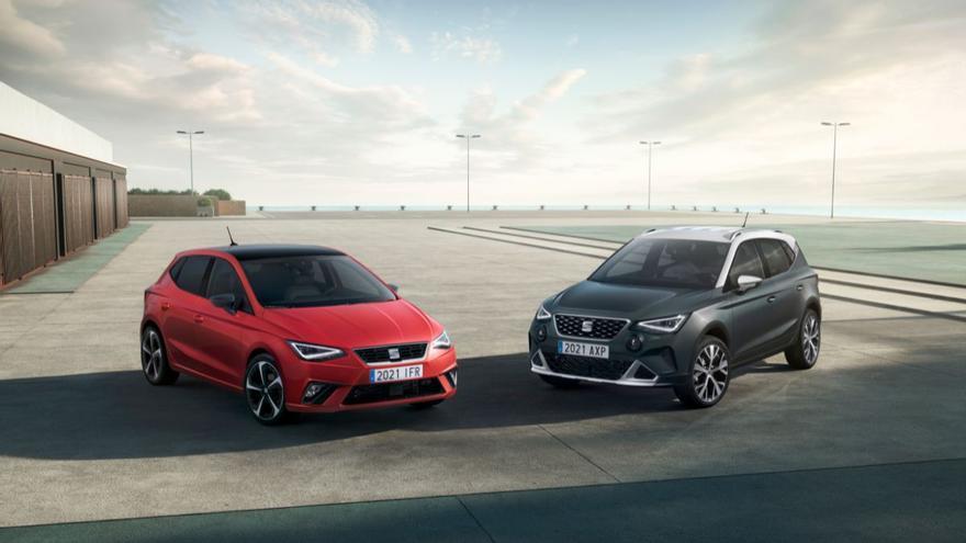 SEAT J.R. Valle presenta los nuevos Seat Ibiza y Arona en unas jornadas de puertas abiertas