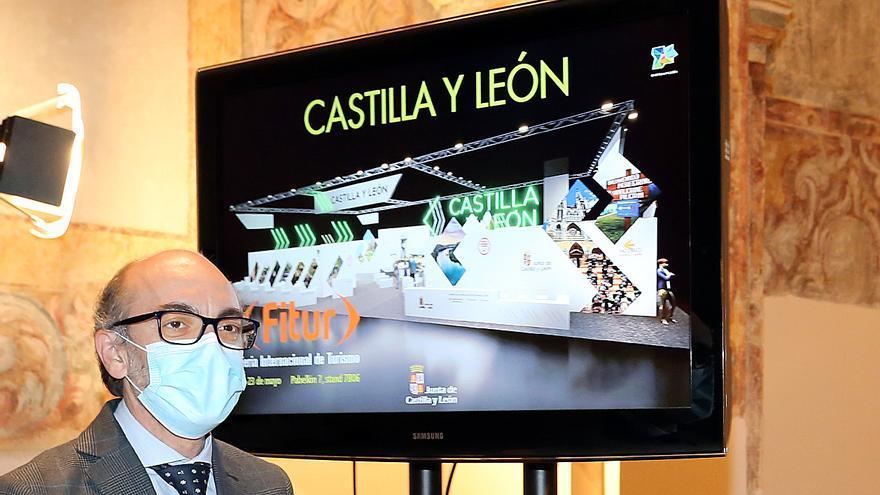 """Castilla y León se promocionará en Fitur como """"un destino único y variado de turismo de interior"""""""